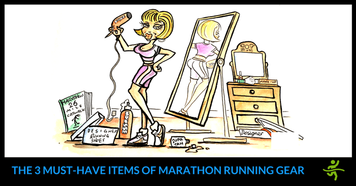 marathon running gear