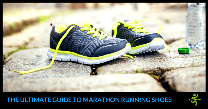 marathon running shoes