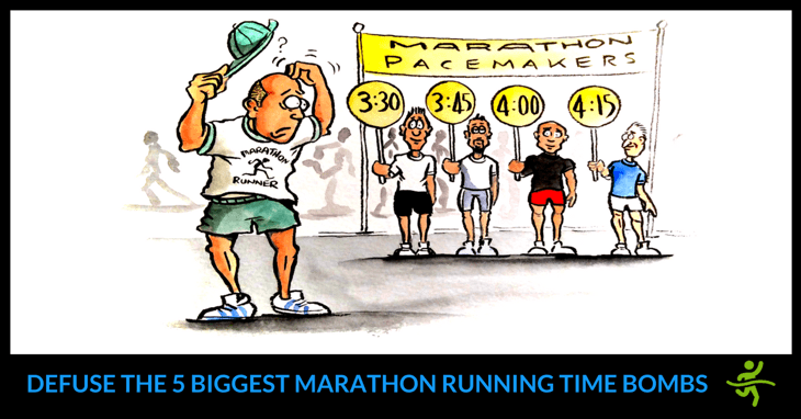 biggest marathon training mistakes