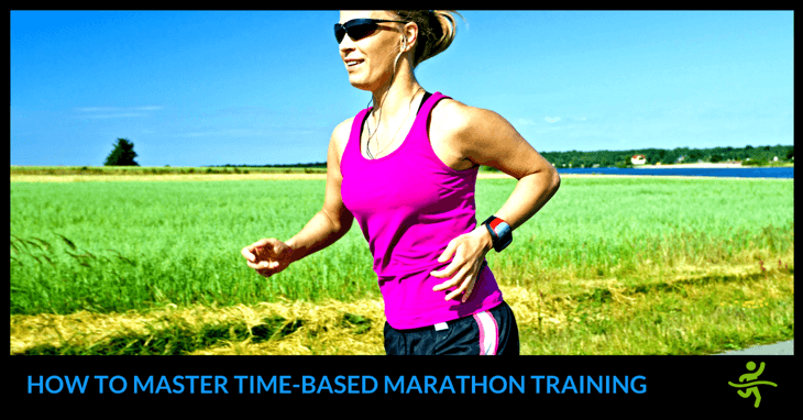 time based marathon training programmes