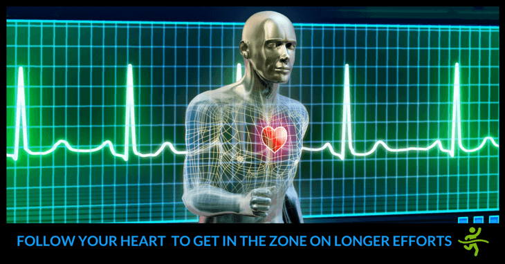 marathon training using heart rate zones