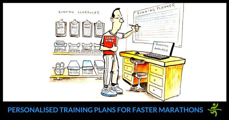 personalised marathon training plans