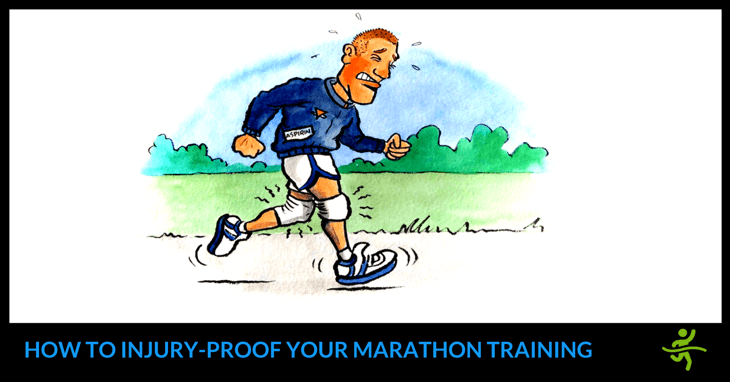 injury during marathon training