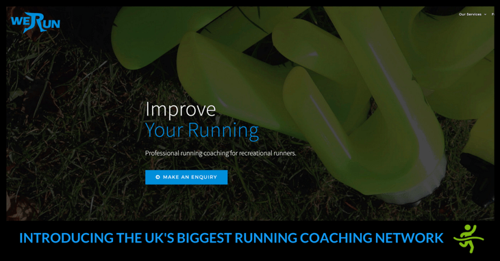 running coaching in the uk